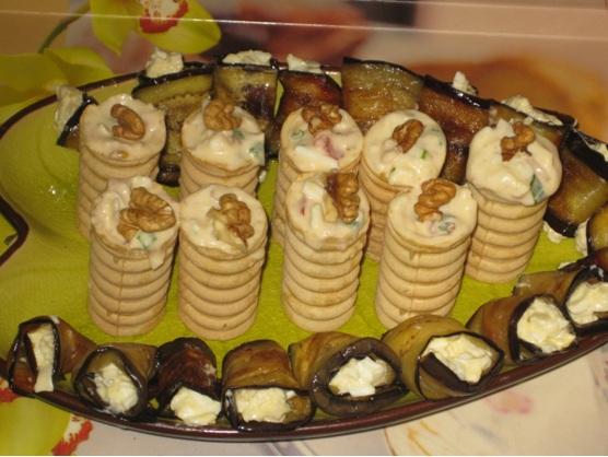 тарталетки вафельные рецепты с фото