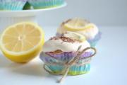 Лимонные панкейки с безе